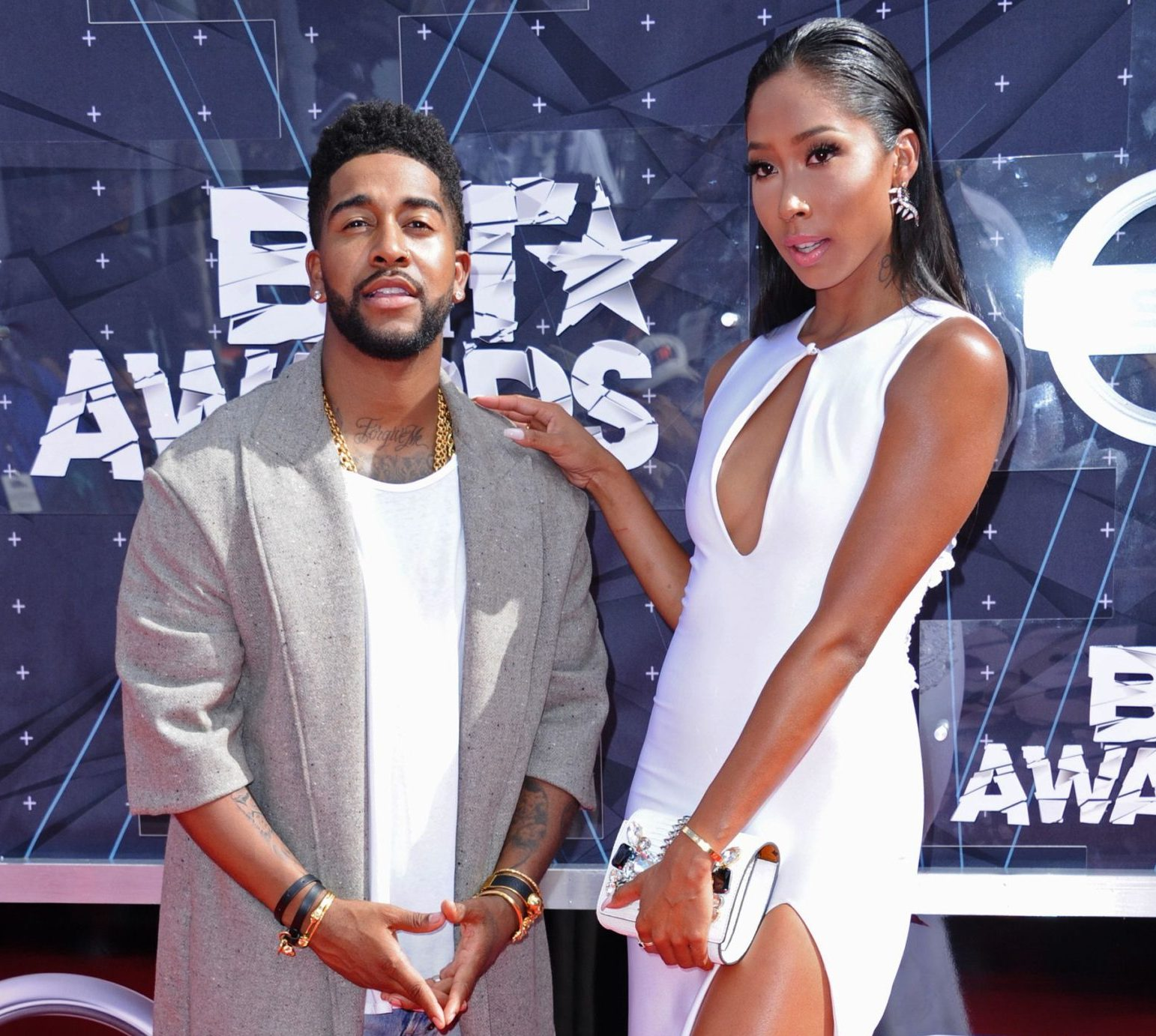 Apryl Jones Speaks Candidly About 'Terrible Break-Up' With Omarion