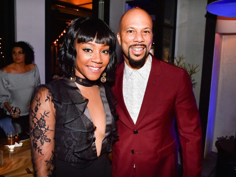 Tiffany Haddish is Quarantined With Her Rumored Boo, Common