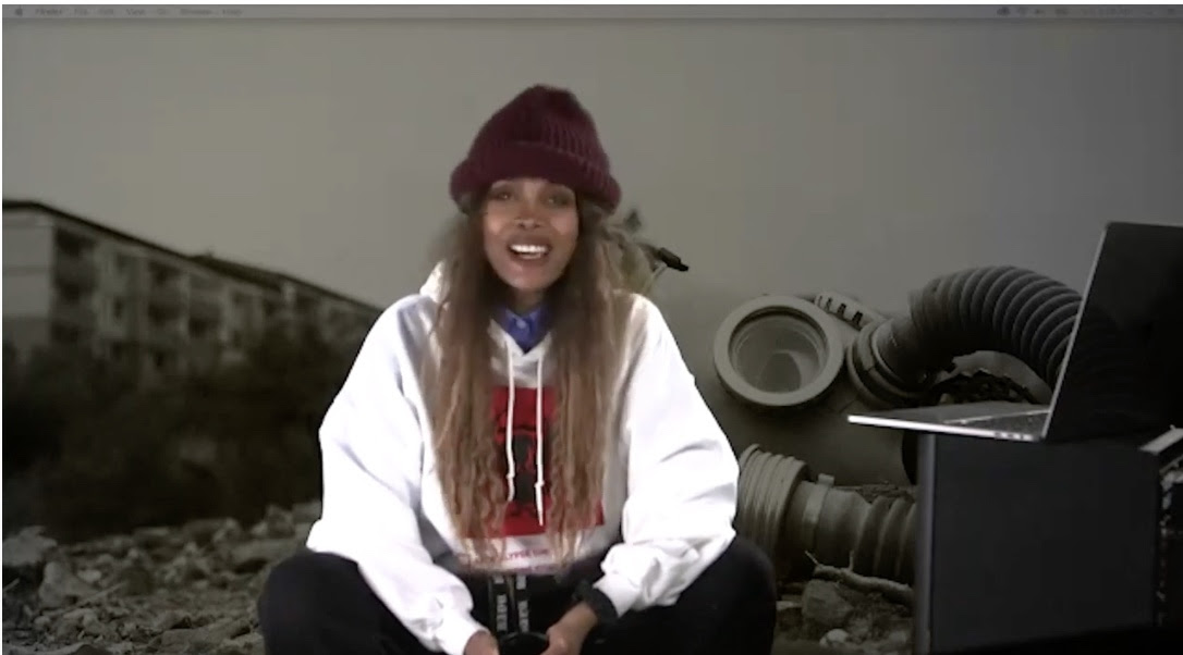 Erykah Badu Talks Becoming a Tech Entrepreneur Following Coronavirus Pandemic