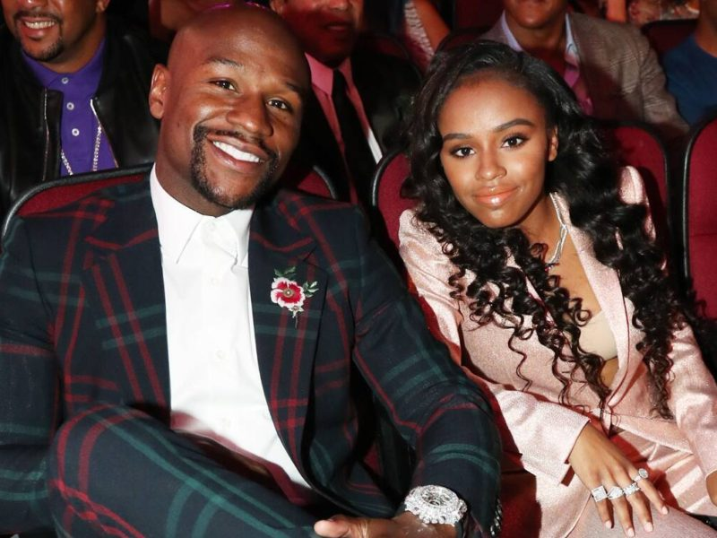 Floyd Mayweather Says He 'Strives to Be the Best Father Possible' Amid Iyanna Mayweather's Stabbing Incident