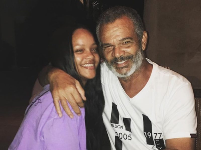 Rihanna Reportedly Denies Father's Claims That She Sent Ventilator to Treat COVID-19