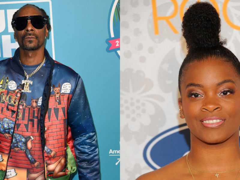 Snoop Dogg Gets Dragged After Giving Unsolicited Opinion About Ari Lennox's Hair
