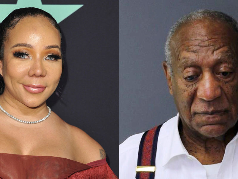 Tiny Thinks Bill Cosby Should Get Home Confinement Due to Coronavirus