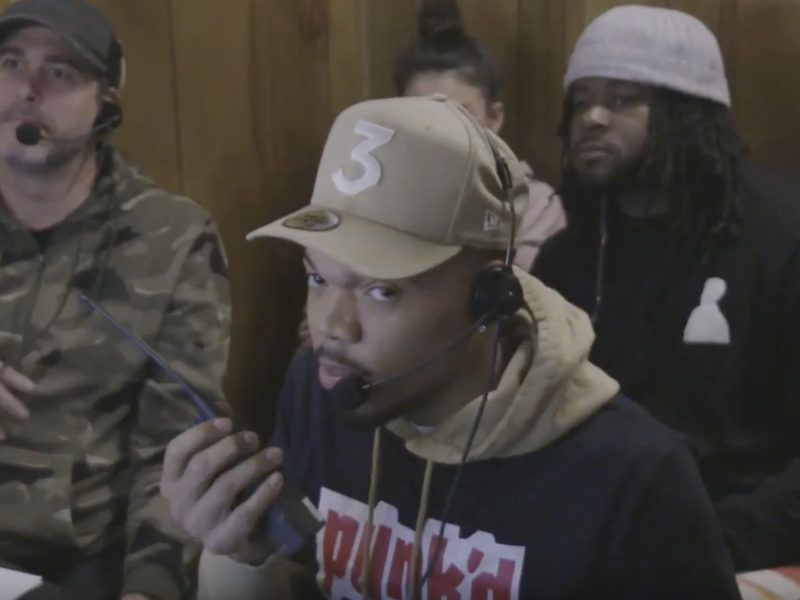 [WATCH] Punk'd Reboot Hosted by Chance the Rapper Features Megan Thee Stallion, Migos & More