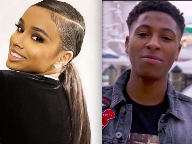 Yaya Mayweather Arrested for Stabbing NBA YoungBoy's Baby's Mother