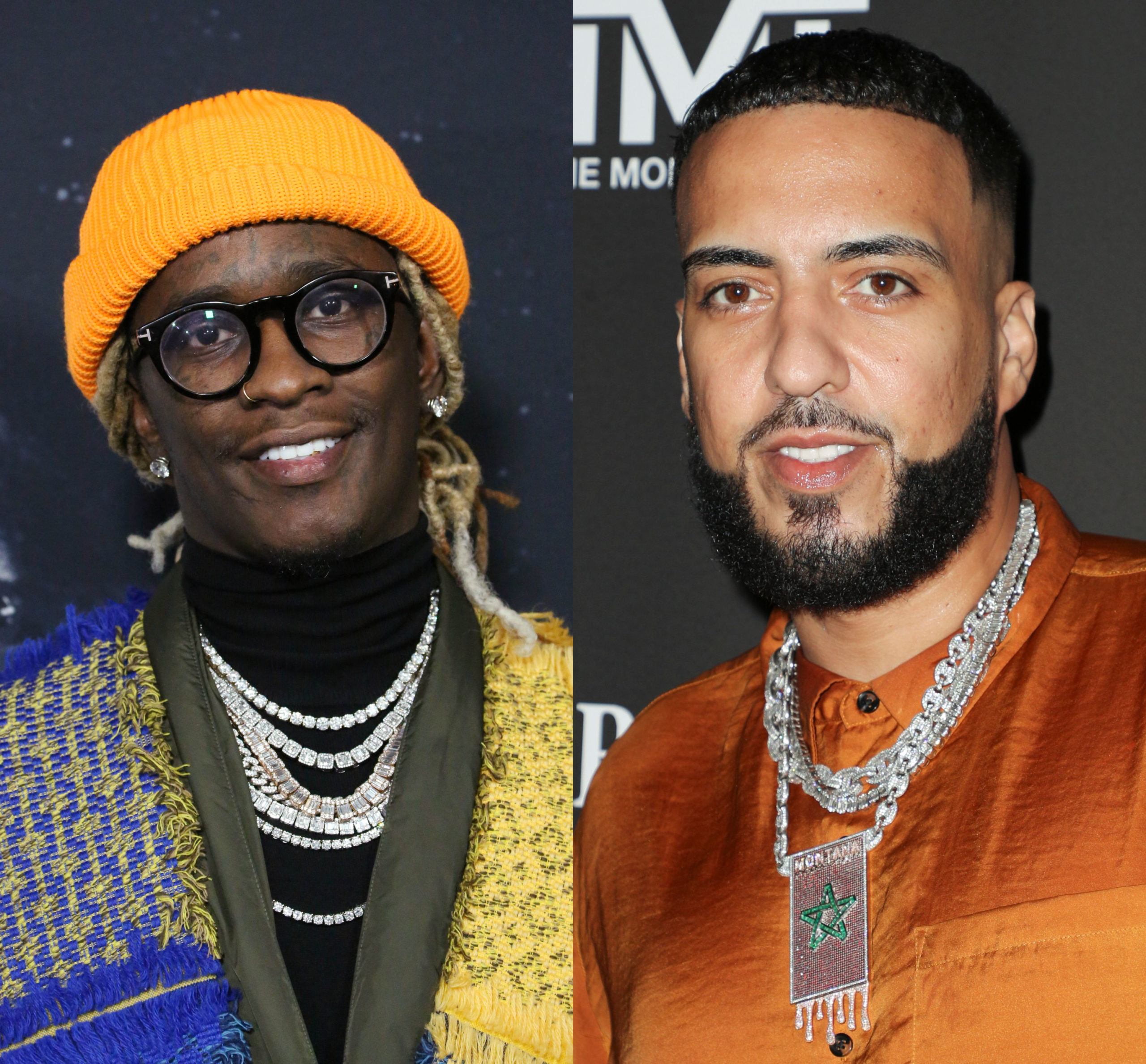 Young Thug Ignites Beef With French Montana Over Kendrick Lamar Comments