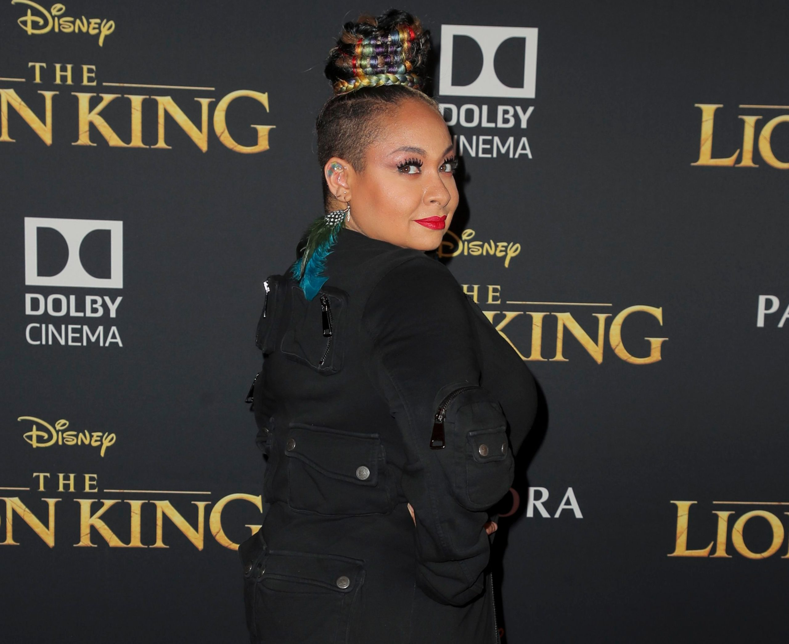 Raven-Symone Reveals She Hasn't Spent Any of her Earnings From 'The Cosby Show'