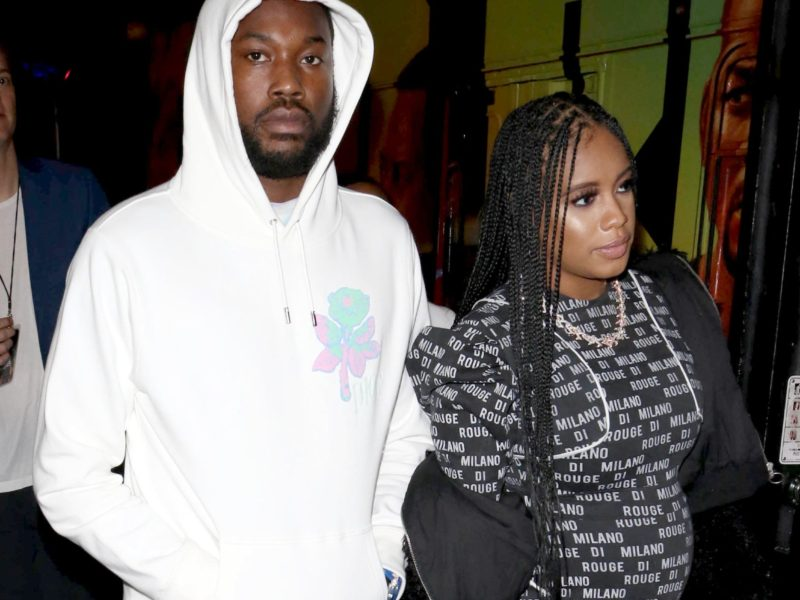 Did Meek Mill and Milano Welcome Their Child Together on the Rapper's Birthday?