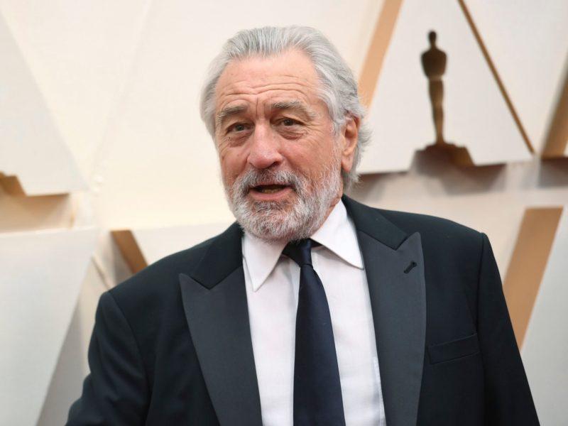 Robert De Niro Says He Wants to Play Gov Andrew Cuomo in Coronavirus Movie