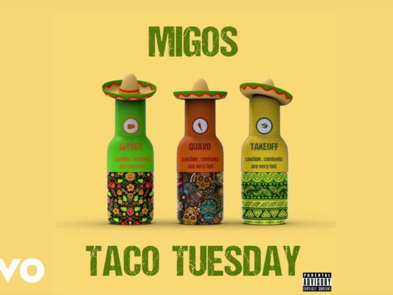 Migos Celebrate Cinco de Mayo With New 'Taco Tuesday' Single