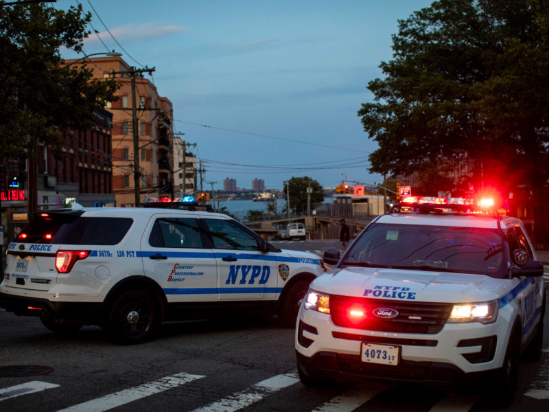 2 NYPD Officers Shot, 1 Stabbed in Brooklyn
