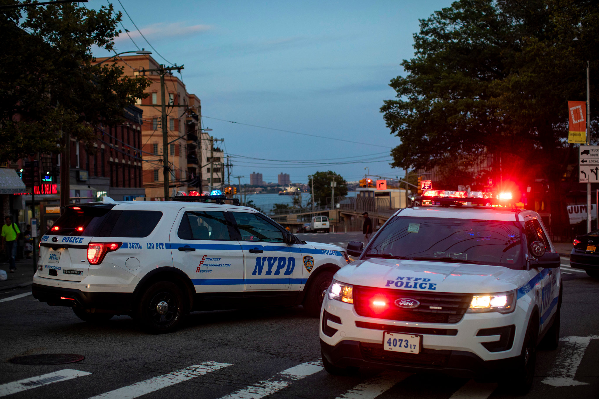 NYPD Rumored to Strike on 4th of July to 'Let the City Have Independence Without Cops'