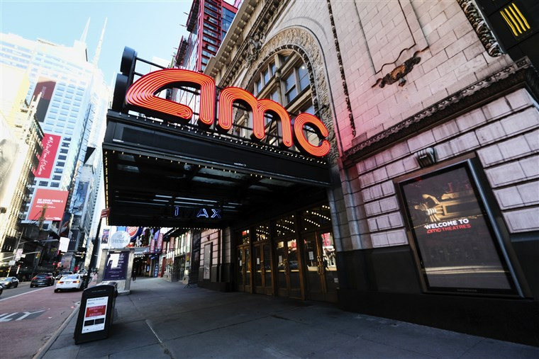 AMC Theaters Anticipating to Reopen in July, Despite Coronavirus Pandemic