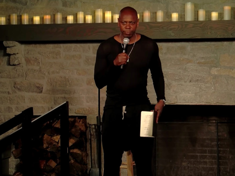 Dave Chappelle Debunks Cancel Culture, Seemingly Confirms Azalea Banks Affair in Netflix Special in Honor of George Floyd