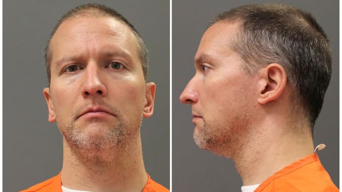 Derek Chauvin's Trial To Be Separate From Other Officers Charged in George Floyd's Murder