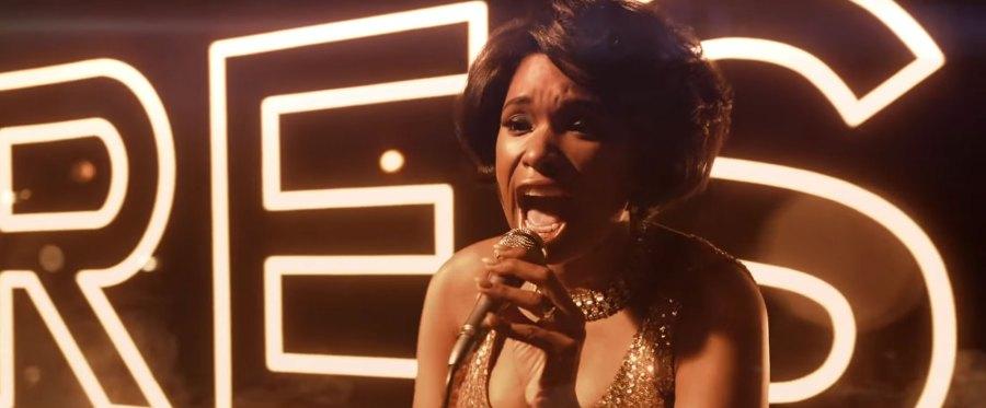 Jennifer Hudson Demands 'Respect' in New Trailer for Aretha Franklin Biopic