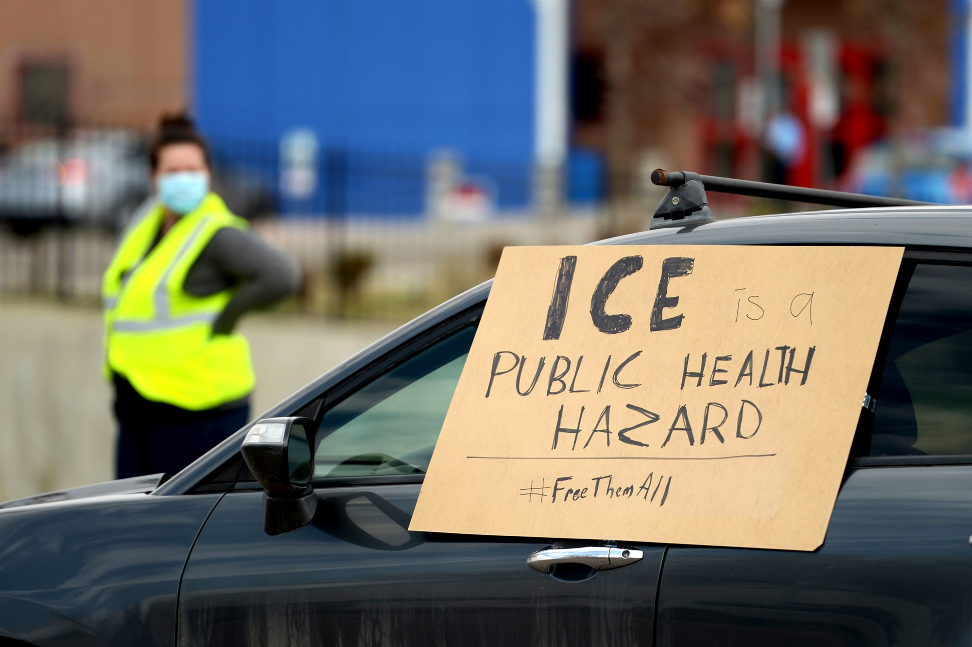Judge Orders Release of ICE Detainees Due to COVID-19