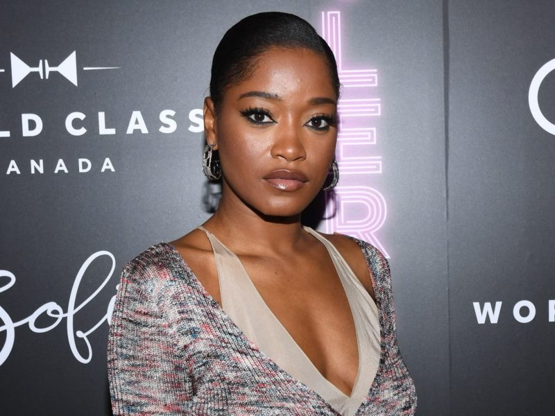 Keke Palmer Admits She's Not Satisfied With 2020 Presidential Candidates But Stresses the Importance of Voting