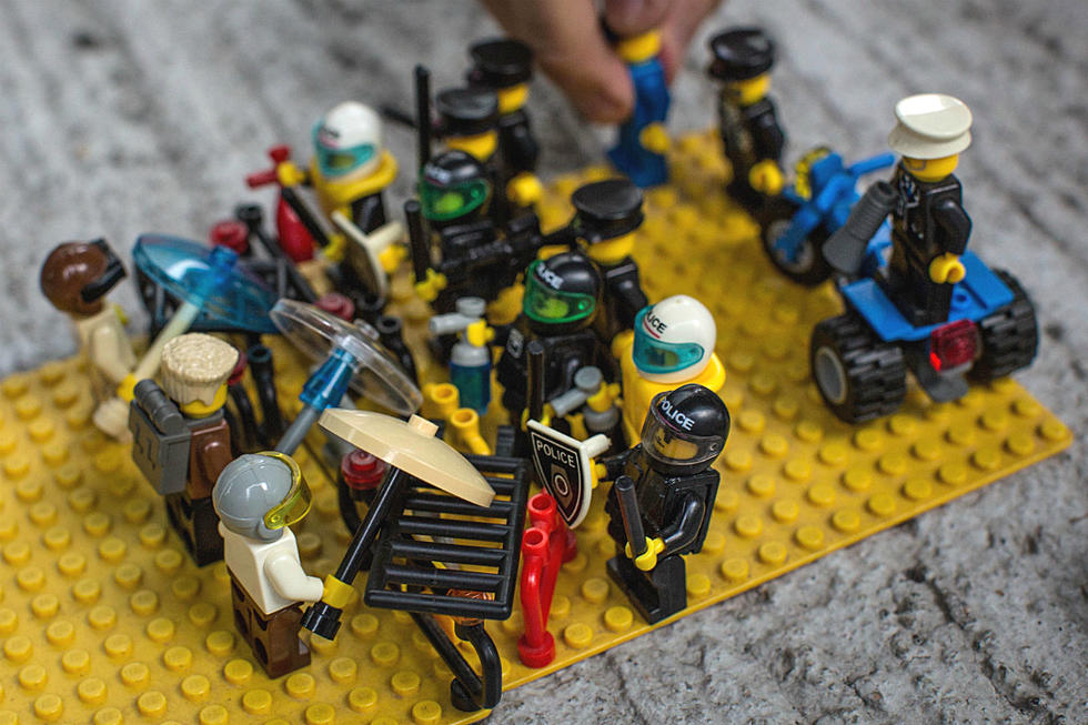 LEGO Pulls Ads for Police Toys, Donate $4M to Social Justice