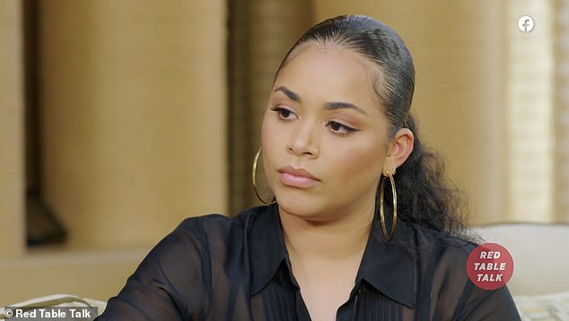 Lauren London Opens Up About Raising Two Black Boys After Losing her Soulmate to Gun Violence on 'Red Table Talk'