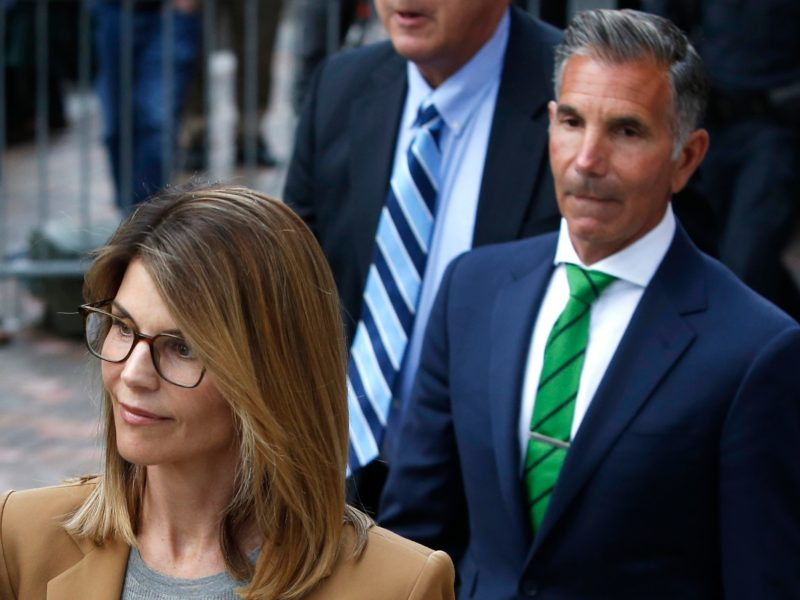Lori Loughlin is Reportedly 'Scared to Death' of Contracting COVID-19 in Prison