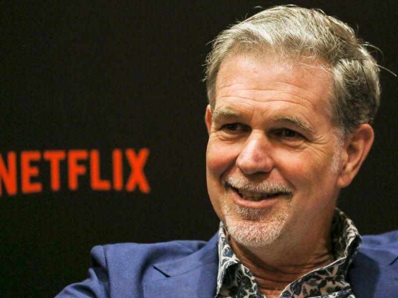 Netflix CEO Pledges $120 Million to HBCUs and United Negro College Fund