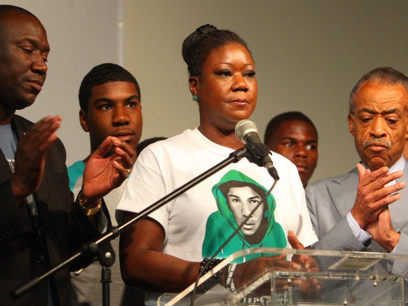 Trayvon Martin's Mother Says George Floyd's Death 'Hit Differently'