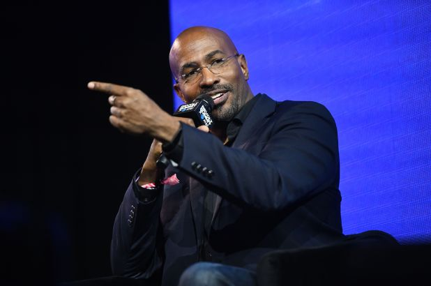 Van Jones Reportedly Secretly Helped Create Trump's Police Reform Order