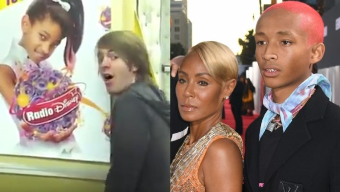 YouTube Star Shane Dawson Called Out by Jada and Jaden Smith Over Disturbing Video with Willow Smith