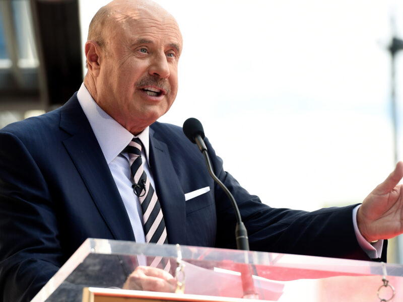 Dr. Phil's Production Company Received $7M in PPP Loans