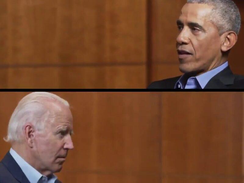 Joe Biden and Barack Obama Criticize Donald Trump For Taking 'No Responsibility' in Video Teaser