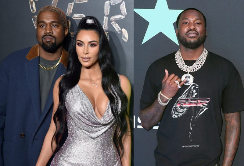 Kanye West Claims He Tried to Divorce Kim Kardashian Since She Allegedly Met With Meek Mill at Hotel
