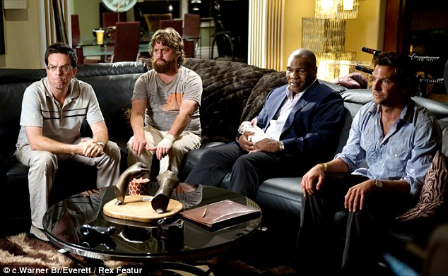 Mike Tyson Admits he Was Too High to Realize he Filmed his 'Hangover' Cameo