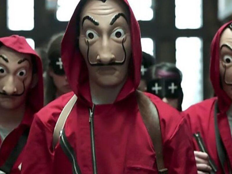 Netflix's 'Money Heist' Renewed for Fifth and Final Season
