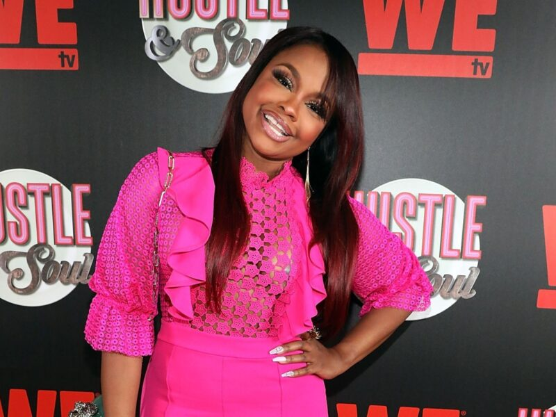 Phaedra Parks' Mortician Business is Reportedly 'Booming' Amid Coronavirus Pandemic