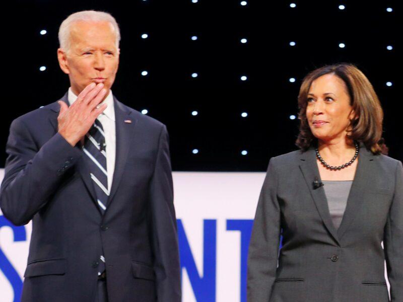 Did Joe Biden Reveal Kamala Harris is His VP Pick?