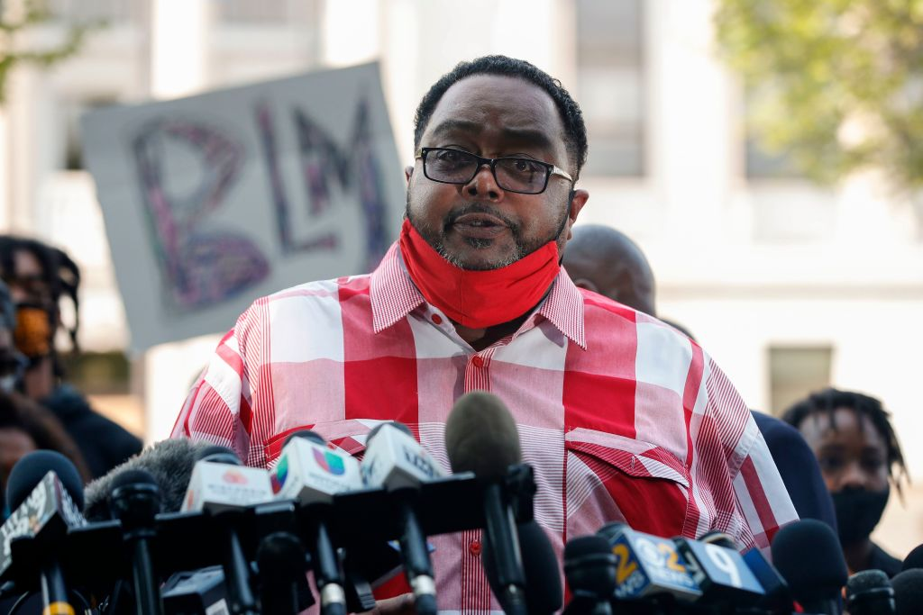 Jacob Blake's Father Says he Was Handcuffed to Hospital Bed After Being Gunned Down by Cops