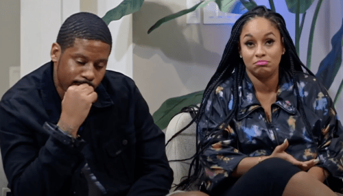 Video of Vado Choking Out Tahiry on 'Marriage Boot Camp' Goes Viral