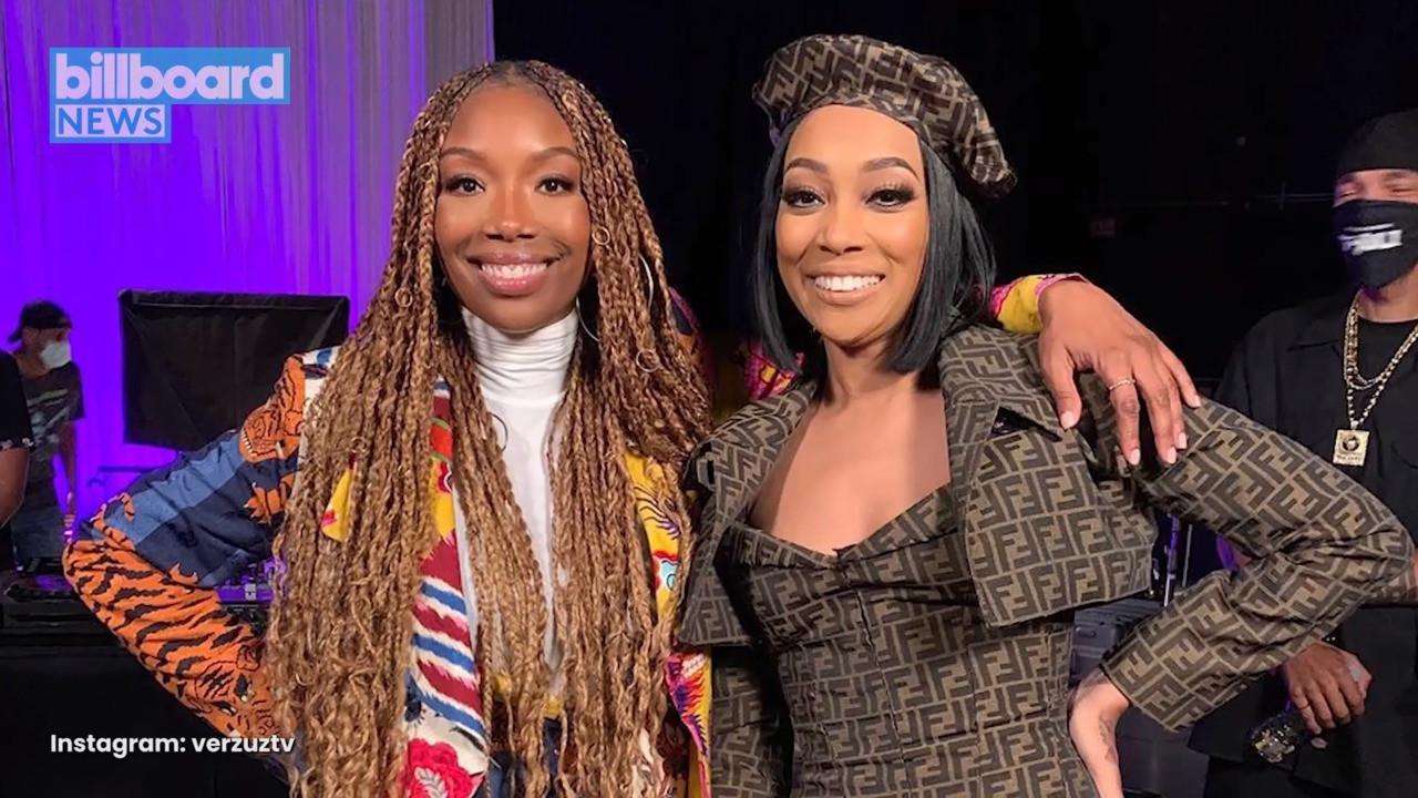 Brandy and Monica's Verzuz Celebration Draws Over 6 Million Viewers, Raises $250K for Voting Initiative