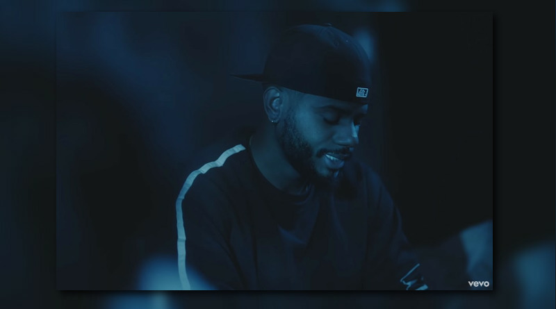 Bryson Tiller Announces Upcoming Fall Album in New 'Inhale' Music Video