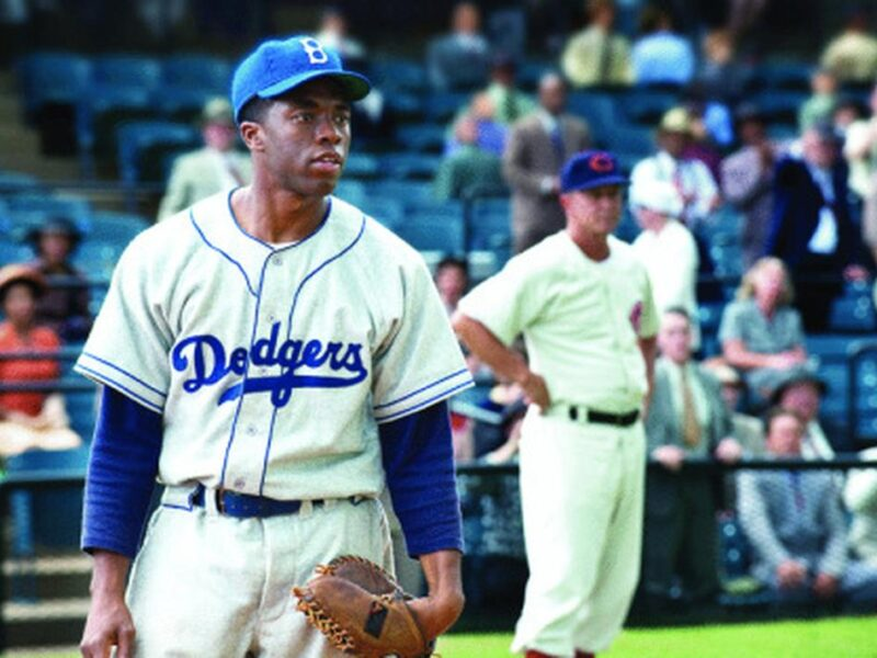 Jackie Robinson Biopic '42' to Get Re-Released in Theaters in Honor of Chadwick Boseman