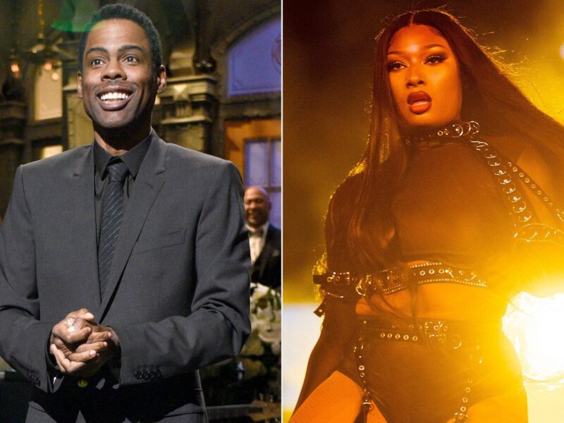 Megan Thee Stallion is Set to Perform for SNL Season Premiere With Chris Rock Hosting