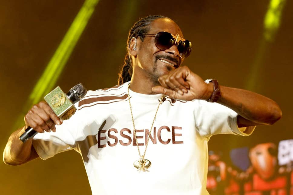 Snoop Dogg Named Executive Creative and Strategic Consultant at Def Jam