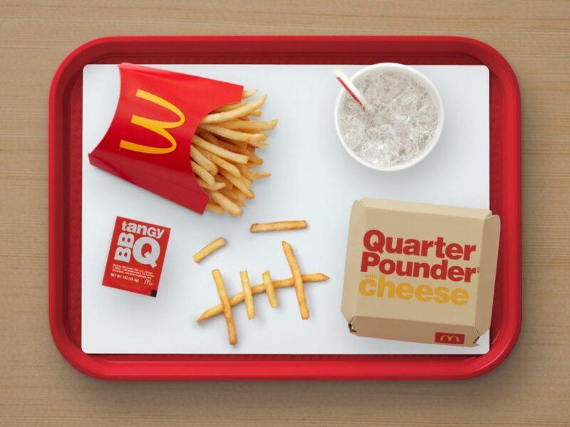 Travis Scott, McDonald's Unveil Their New Collaboration
