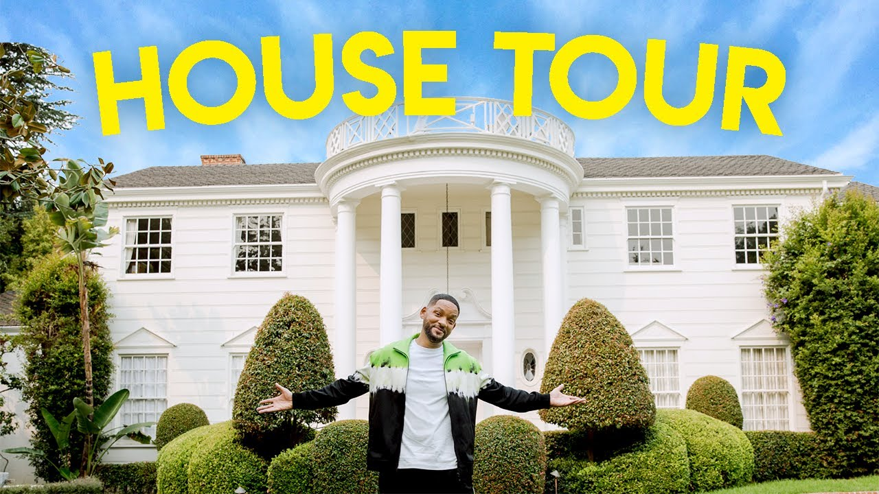 Will Smith and DJ Jazzy Jeff Take Fans on Tour of Rentable 'Fresh Prince of Bel-Air' Airbnb
