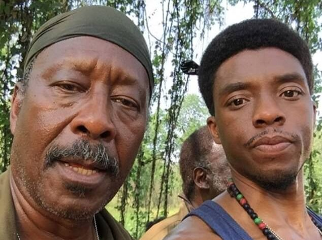 'Da 5 Bloods' Actor Tearfully Admits He Regrets Misjudging Chadwick Boseman On-Set: 'I'm Thinking Well Maybe the Black Panther Thing Went to his Head'