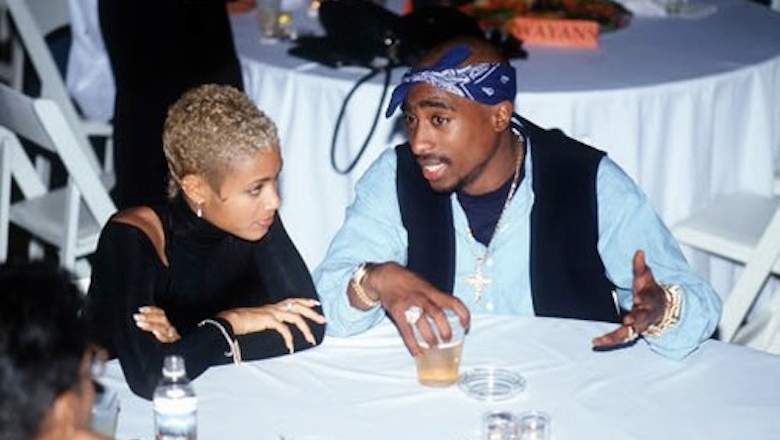 Jada Pinkett Smith Shares Never-Before-Seen Poem From Tupac Ahead of Late Rapper's 50th Birthday