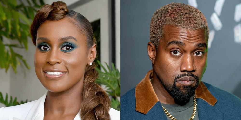 Kanye West 'Prays For' Issa Rae After She Said F Kanye on SNL