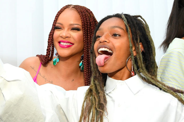 Lauryn Hill's Daughter, Selah Marley, Claims Rihanna Jacked Her Idea for Second Savage X Fenty Fashion Show