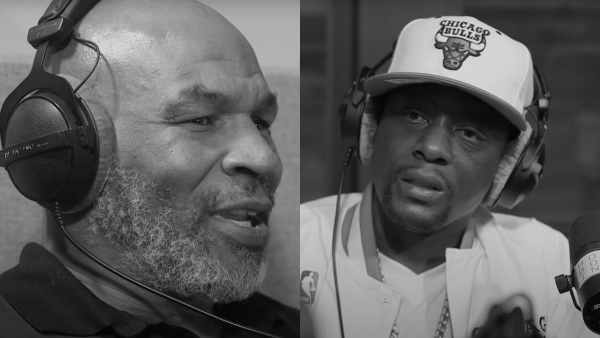 Mike Tyson Confronts Boosie Badazz Over Homophobic, Zaya Wade Comments: 'Do You Feel There's a Possibility That You're a Homosexual?'